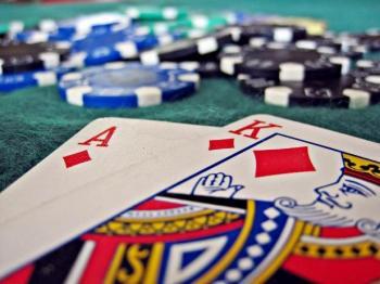 blackjack Kung och Ess