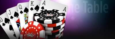 Spelkort och spelmarker