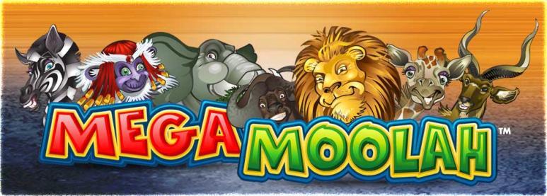 mega moolah djur från savannen